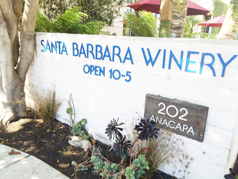 Santa Barbara Winery 1