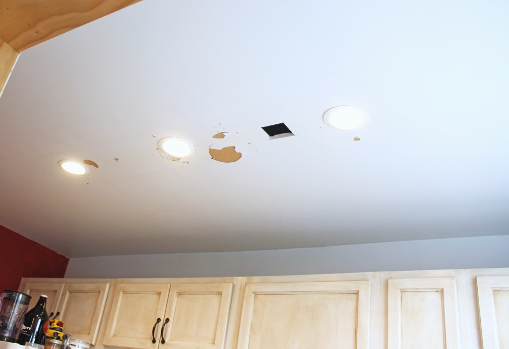 Kitchen Recess Lighting 10